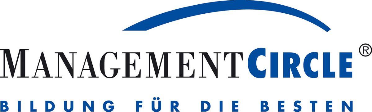 Die Management Circle AG bietet berufliche Weiterbildung für Fach- und Führungskräfte aller Branchen. Logo: Management Circle