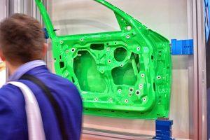 Grüne Autotür: Qualität statt Quantität!