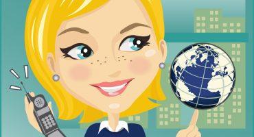 Keyvisual Internationale PR: Fachpresse und Finanz-PR