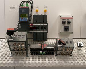 Elektrotechnik auf der Hannovermesse