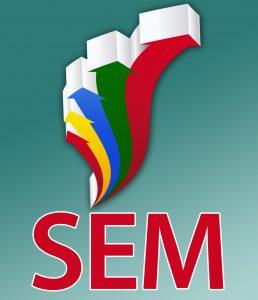 Suchmaschinenmarketing (SEM) in Form von Suchmaschinenwerbung (SEA) für b2b und Industriegüter, z.B. Google AdWords.
