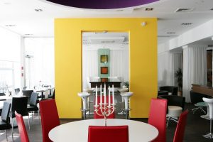 Restaurant des Galerie Design Hotels, Bonn.